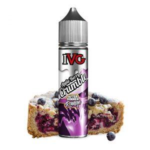 ivg 50ml apple berry crumble