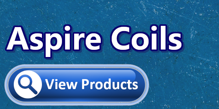 Aspire Coils button