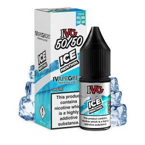ivg 10ml ice menthol
