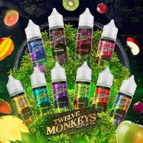 12 monkeys Classic range