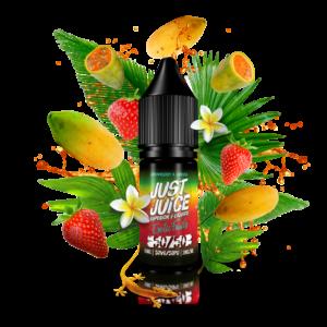 just juice strawberrry curuba
