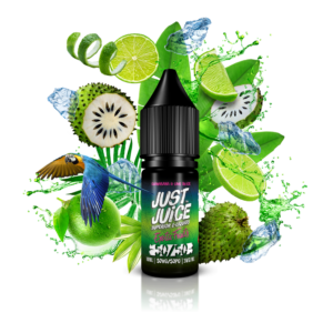 just juice exotic guanabana & lime