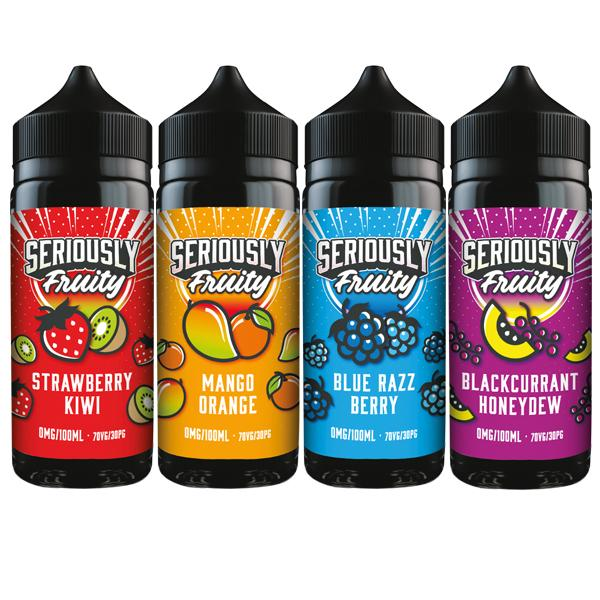 seriously fruity 100ml