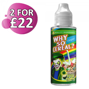 Irish Charms by Why So Cereal