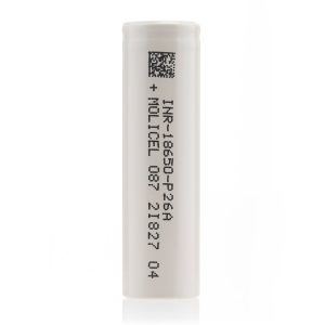 Molicel external rechargeable battery