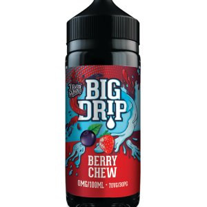 big drip berry chew shortfill