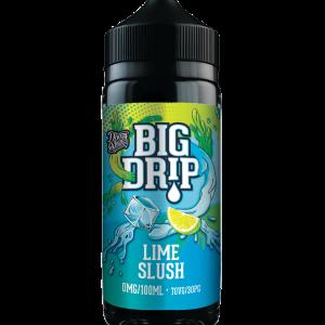 big drip lime crush 100ml shortfill
