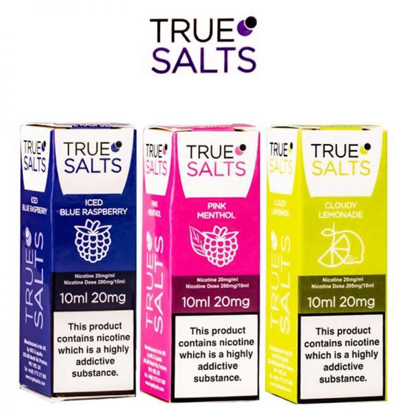 True salts eliquid 10mg,20mg