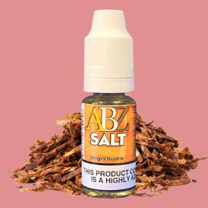 British Tobacco by ABZ Salt 10ml Eliquid